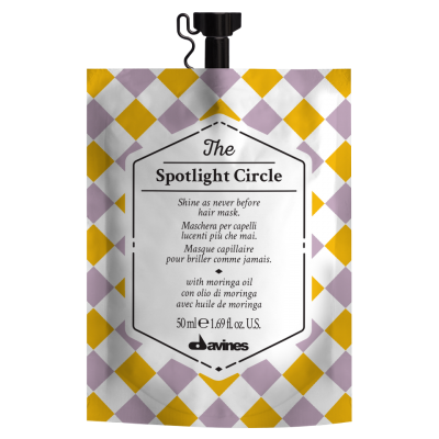 Davines The Spotlight Circle - hårinpackning